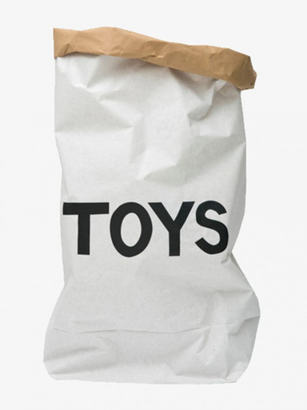 Wolf & wolkje paper bag toys